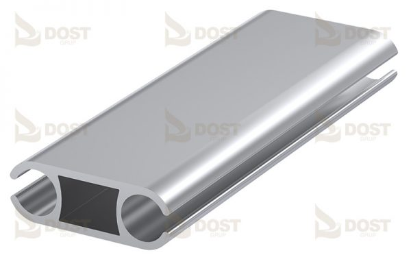 Alüminyum Keider Profili 8 mm