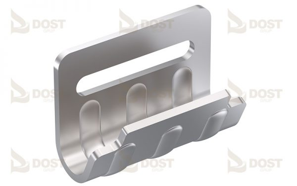 Flat Hook Stainless Steel Galvanised
