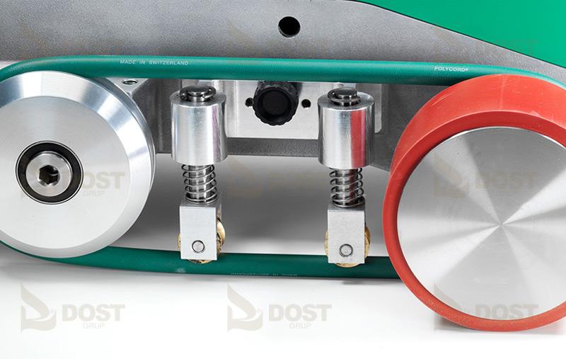 Leister Hot Air Welder Variant T1 Overlap