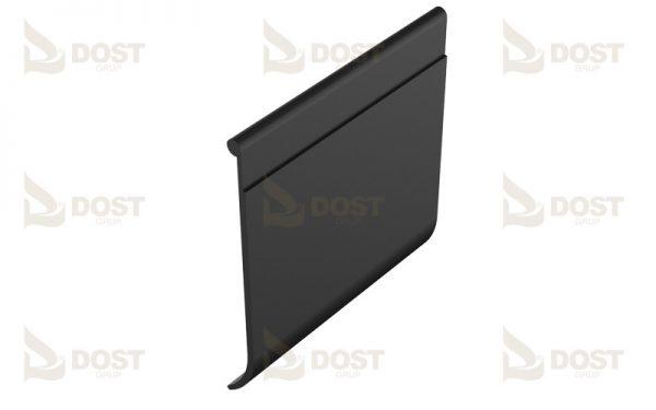 Palmet Rubber For Steel Rail
