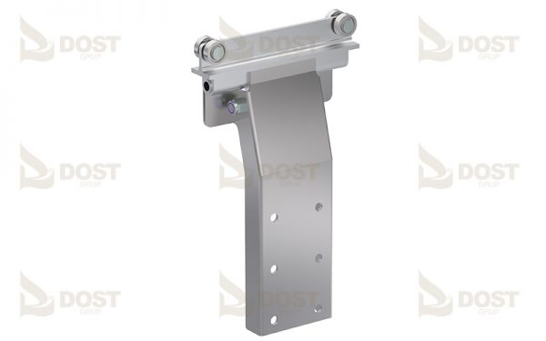 Pillar Roller For Aluminium Rail & Bended